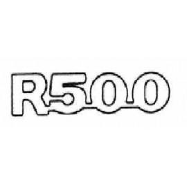 DEC. ACERO R500